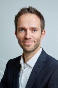 Advokat og partner Thomas Oftedahl